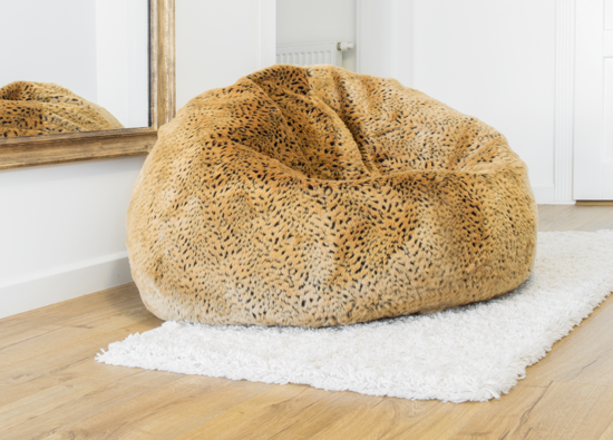 LYNX SAKO BEAN BAG brown